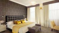 apartament, hotel, łóżko